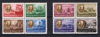 Specials - Hungary 1947. Roosevelt special set 2x4-blocks from sheet !! MNH (**)