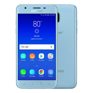 Samsung J337 Galaxy J3 V 16GB Verizon Wireless Smartphone Silver