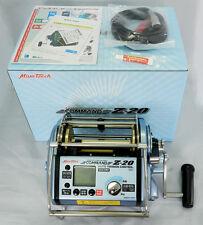 Miya Epoch Command Z-20 12V Big GAME Electric Reel From Japan