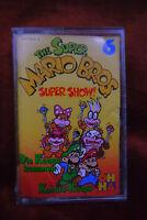 The Super Mario Bros Super Show - Folge 06 - OHHA Hörspiel Kassette MC