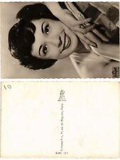 CPA Janette Lapeyre Artiste Film Star (424944)