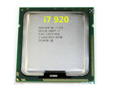 Intel Core i7-920 CPU Quad-Core 2.66 GHz 8 MB LGA 1366 SLBEJ SLBCH Processor