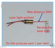 Long-range Laser Detection Distance 20 Meters The Laser Beam Sensor DC5V