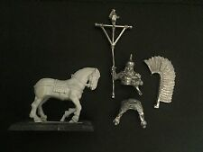 Warhammer Kislev Winged Lancer Standard Empire Dogs of War (P353) - Fast Post