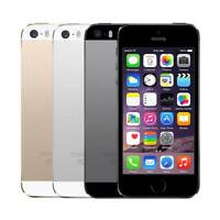 APPLE iPHONE 5S 16GB / 32GB / 64GB - Unlocked / EE / O2 / Voda Smartphone Mobile