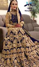 Lehnga Choli Vestido Salwar Kameez Diseñador Traje de Boda Ropa Fiesta