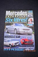 Mercedes Enthusiast magazine - June 2015 edition