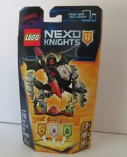Lego Nexo Knights 70335 Ultimate Lavaria, from 2016, snakes