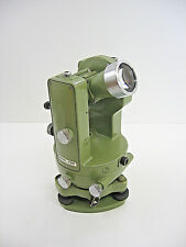 WILD/LEICA T16 (70) THEODOLITE (TRANSIT) FOR SURVEYING 1 MONTH WARRANTY