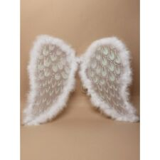 large white beautiful angel wings with attachments fancy dress NATIVITY PLAY