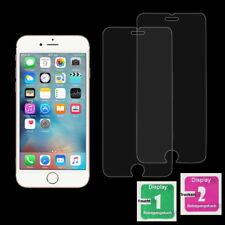 3x Apple iPhone 8 Plus Schutzfolie Echt Glas Panzer Glasfolie Schutzglas 9H Klar