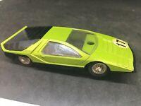 Slot car Alfa Roméo Carabo  #17 JOUEF 1/43