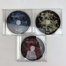Resident Evil 5 Original Soundtrack - 3 Disc Set