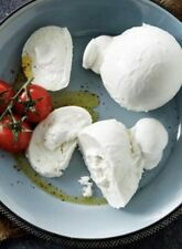 Burrata Soft Italian Cheese 250g X 2 Made From Mozzarella And Cream 2 Tubs, Keto