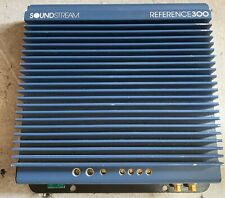 Old School Soundstream Reference 300 2 Channel Amplifier,RARE,USA,vintage
