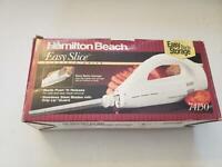 Hamilton Beach Easy Slice Electric Knife 74150