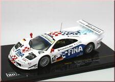 Mclaren f1 GTR BMW Motorsport 24h hrs. le mans 1997 lehto soper piquet Ixo 1:43