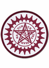 BLACK BUTLER PENTAGRAM PATCH new iron on hot anime licensed