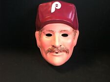 Vintage 1985 Philadelphia Phillies Mike Schmidt Promotional Halloween Mask
