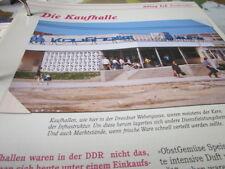 Das war die DDR Alltag Einkaufen Die Kaufhalle