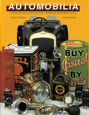 Gardiner & Morris ~ AUTOMOBILIA Reference Price Guide 1998 ~ Collecting Valuing