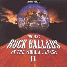 Best Album In The World Ever (Series) : Best Rock Ballads Ever II CD ALBUM