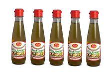 5 X 200ml Lee Brand Vinaigre de Riz pour Sushi Meilleur Adapté Vinaigre Riz