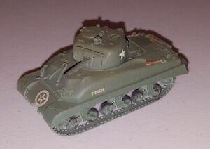 1/72 20mm WWII M4 Sherman wargame tank model