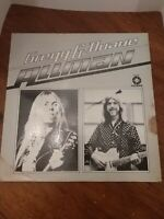 GREG AND DUANE ALLMAN VINYL LP RECORD LOOL