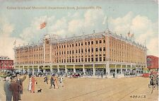 1913 Cohen Brothers Mammoth Departmant Store Jacksonville FL post card