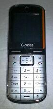 Gigaset Mobilteil SL400H SL 400 H silber schwarz Bluetooth CATiQ Neu