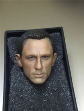 007 Agent James Bond 1/6 scale Headplay Daniel Craig Head Scuplt
