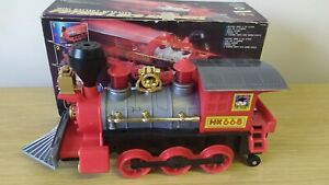 Vintage Sun TOYS HK-668A Battery Operated FUTURE LOCO EXPRESS TRAIN Toy #2