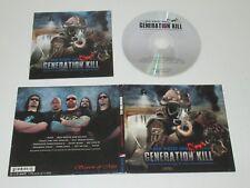 Generation Kill / Blanco Rojo and Blood (Season of Mist SOM 246 ) Cd Álbum
