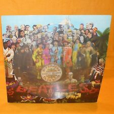 "1979 The Beatles-Sgt. Pepper's Lonely Hearts Club Band UK 12"" Lp Vinilo Grabación"
