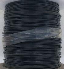 5 METRES FIL A CABLER SOUPLE NOIR 0,22mm² 1000V FILOTEX AWG24 (FIL DE CABLAGE)