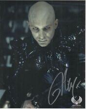 "Star Trek Nemesis Auto Photograph Tom Hardy ""Shinzon"""
