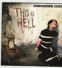 THIS IS HELL - dimension zero CD