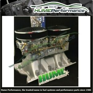 FORD 302 351 CLEVELAND 2V TUNNEL RAM & 600 HOLLEY PACKAGE