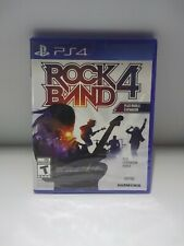 ROCK BAND 4 PS4 BRAND NEW IN UNOPENED PACKAGE