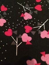 Love heart print dress