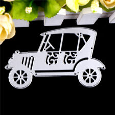 4pcs FCassic Cars Metal Cutting Dies For DIY Scrapbooking Album Paper Cards JKC