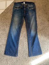 Mens True Religion Jeans 32 (tag). Bootcut 33L length
