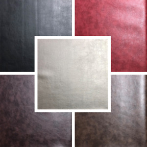 Semi PU Faux Leather Upholstery Material High Quality Craft FR BS7177