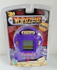 Yahtzee Jackpot Hasbro 1999 Electronic Handheld Game New Factory Sealed