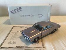 Danbury Mint 1965 Pontiac GTO 1/24 Diecast