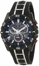 NEW Citizen Men's Eco-Drive Limited Perpetual Chrono Atomic A-T Watch AT4027-06E