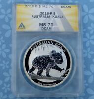 2016 Australia 1//2 oz .999 fine silver Year of the Monkey SKU #84601