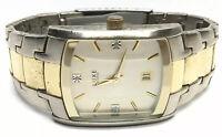 Luxe Diamond Silver Tone Wrist Watch ZRT5017