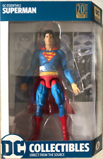 DC Essential Superman Action Figure NEW